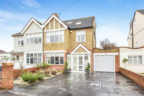 4 bedroom semi-detached house for sale - Lancaster Gardens, Kingston Upon Thames, Surrey