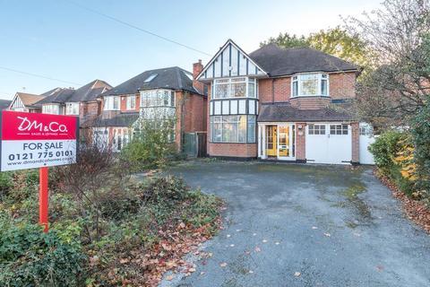 3 bedroom detached house for sale - Dorchester Road, Solihull