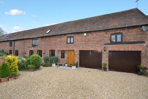 4 bedroom barn conversion for sale - New Lodge Barn, Lodge Road, Lilleshall, TF2 7QL