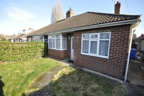 2 bedroom semi-detached bungalow to rent - Gurney Avenue, Sunnyhill, Derby