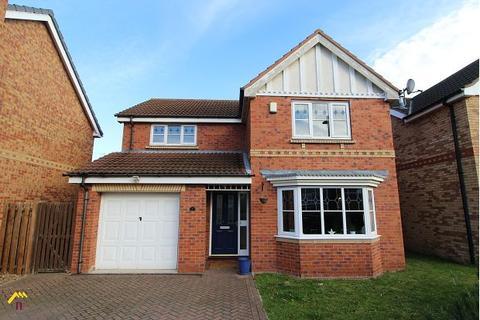 4 bedroom detached house for sale - Turham Court, Rossington, Doncaster, DN11 0FX