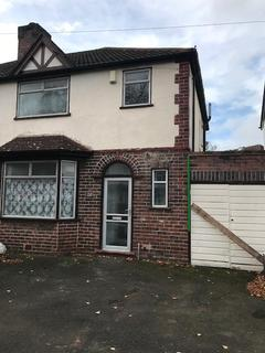 4 bedroom semi-detached house to rent - Selly oak, Birmingham B29