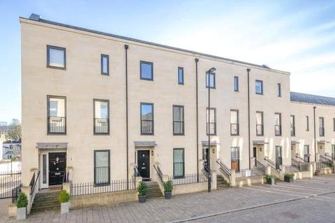 4 bedroom terraced house for sale - Stothert Avenue, Bath Riverside, Bath, BA2