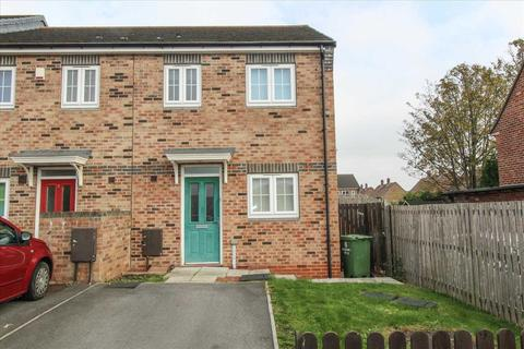2 bedroom terraced house to rent - Ashdown Way, Newcastle Upon Tyne