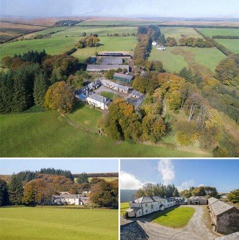 Farm for sale - Emmetts Grange, Simonsbath, Minehead, Somerset, TA24