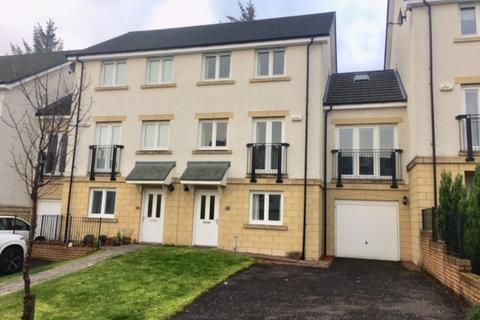3 bedroom townhouse to rent - 27 Kelvindale Court, Glasgow G12 0JG