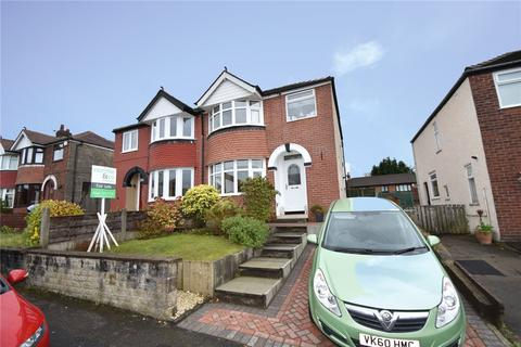 3 bedroom semi-detached house for sale - Kingsley Avenue, Whitefield, Manchester, Greater Manchester, M45