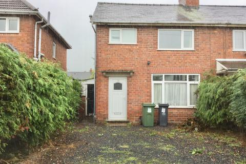 3 bedroom semi-detached house to rent - Hawthorn Road, Walsall WS5
