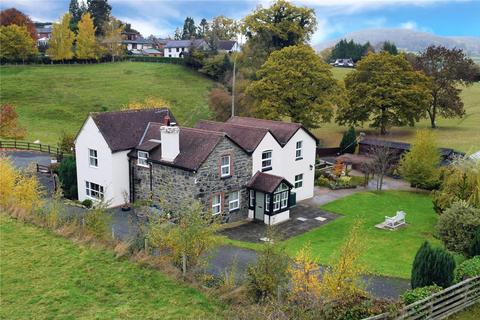 5 bedroom equestrian facility for sale - Groes-Pluen, Welshpool, Powys
