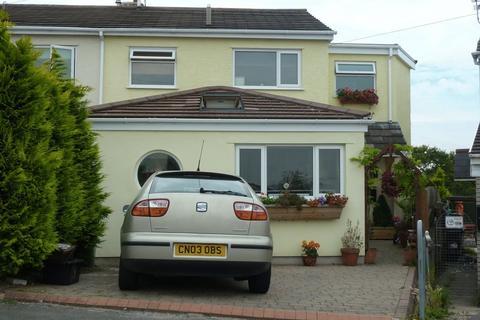 4 bedroom semi-detached house to rent - Dale View Cefn Cribwr Bridgend CF32 0DE