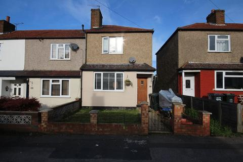 2 bedroom end of terrace house for sale - Finchley Close, Dartford