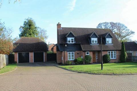 4 bedroom detached house for sale - Wilson Court, Yalding Hill