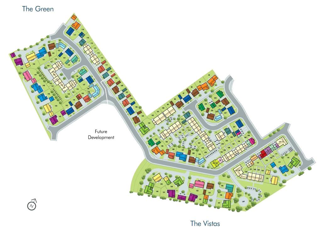 Example Site Plan