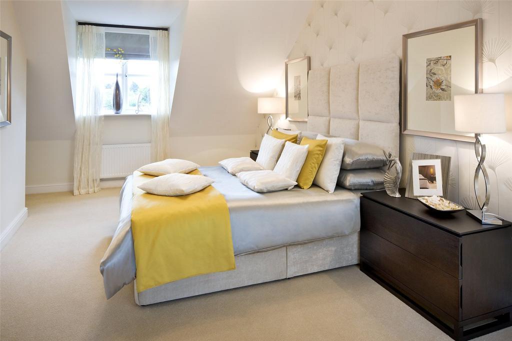 Examle Bedroom