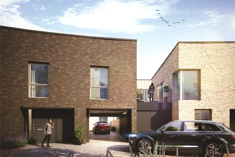 3 bedroom link detached house for sale - Plot 128, The Gladstone Mews, Mosaics. Headington, Oxford, OX3