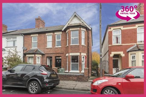 3 bedroom semi-detached house for sale - Evansfield Road, Cardiff - REF# 00005603 - View 360 Tour at http://bit.ly/2RBnTgD