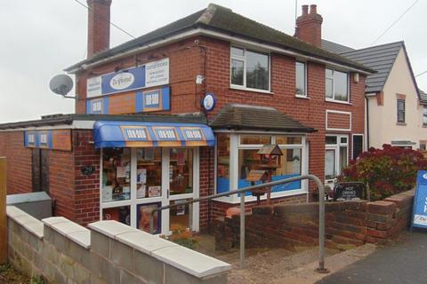 Shop for sale - Mow Cop Road, Stoke-On-Trent
