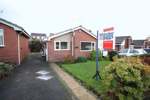 1 bedroom detached bungalow for sale - Humber Drive, Biddulph, Staffordshire, ST8 7LW