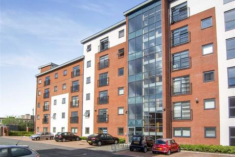 Studio to rent - Renolds House, Salford, Manchester, M5