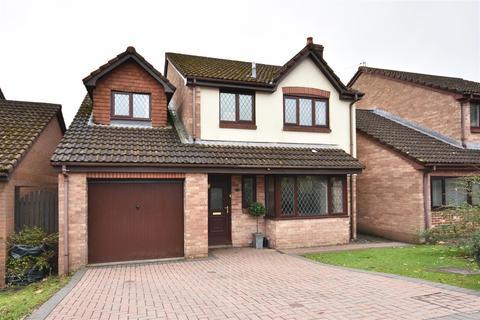 4 bedroom detached house for sale - Juniper Close, Sketty, Swansea