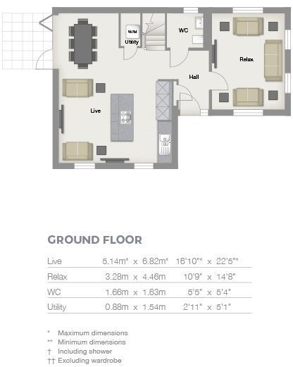 Avant Homes Daventry 4 Bed House 344 995
