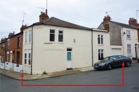 3 bedroom end of terrace house for sale - Northcote Street, Northampton, NN2 6BG