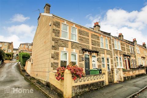 2 bedroom end of terrace house for sale - Ivy Avenue, Bath BA2
