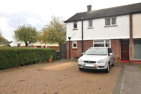 3 bedroom end of terrace house for sale - Wicklow Avenue, Chelmsford, Essex, CM1