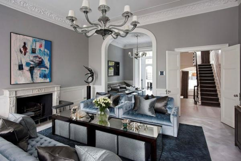 4 bedroom house to rent - South Eaton Place, London. SW1W