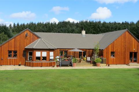 5 bedroom detached house for sale - Sunnyside Lodge, Greeness, Cuminestown, Turriff