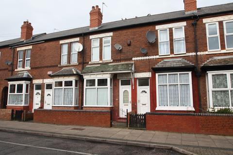 3 bedroom terraced house for sale - Newcombe Road, Handsworth, Birmingham, West Midlands B21 8BY