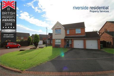 4 bedroom detached house for sale - Woodcliffe, Fatfield, Washington, Tyne And Wear. NE38 8LP