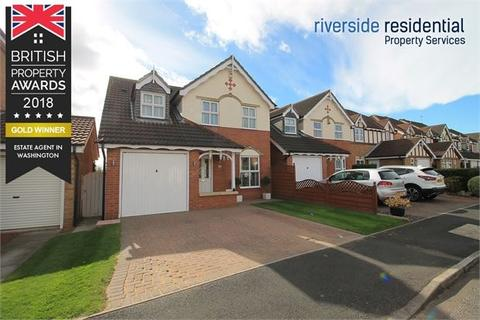 3 bedroom detached house for sale - Crakeway, Ayton, Washington, Tyne & Wear. NE38 0DR