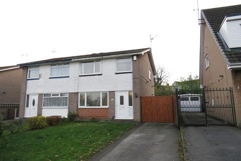 3 bedroom semi-detached house for sale - Hollydene Crescent, Cinderhill, Nottingham, NG6
