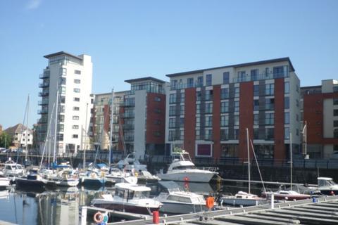 2 bedroom apartment to rent - Meridian Wharf, Trawler Road, Swansea SA1 1LB