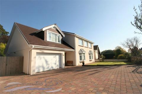 4 bedroom detached house for sale - Derwen Fawr Road, Sketty, SWANSEA