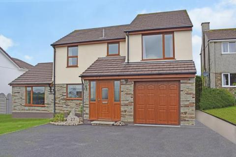 4 bedroom detached house to rent - 27 Manor Park, Duloe, Cornwall PL14