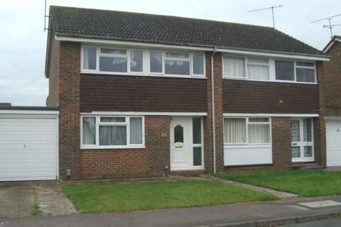 3 bedroom semi-detached house to rent - Woodmere Close, Earley
