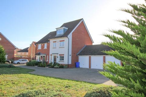 4 bedroom townhouse to rent - Yarrow Walk, Larks Reach