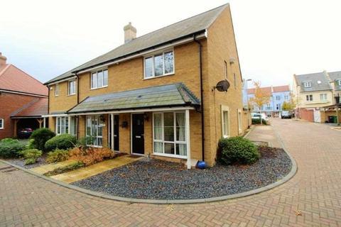 2 bedroom semi-detached house for sale - Paul Harman Close, Ashford, TN23