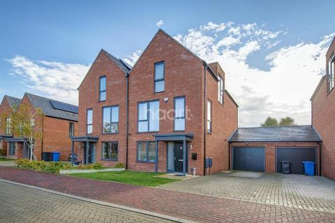 4 bedroom semi-detached house for sale - Prince William Drive, Derby