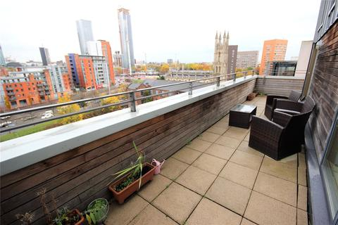 1 bedroom flat for sale - The Base, Arundel Street, Manchester, Greater Manchester, M15