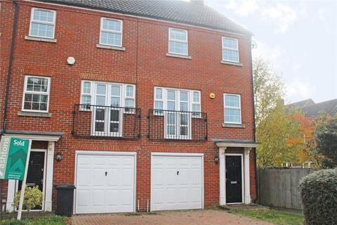 4 bedroom end of terrace house for sale - Elsons Mews, Welwyn Garden City, Hertfordshire