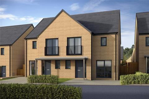 3 bedroom semi-detached house for sale - Manor Wood, Plot 71 - Maple, Old Dalkeith Road, Edmonstone, EH17