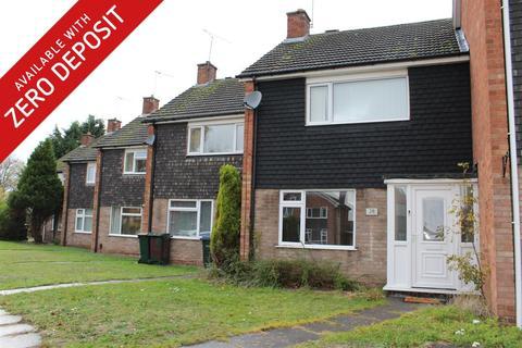2 bedroom terraced house to rent - Deerdale Way, Binley, Coventry