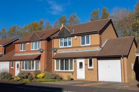 3 bedroom detached house for sale - Oulton Close, Meadow Rise, Newcastle Upon Tyne
