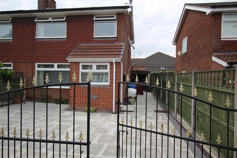 3 bedroom semi-detached house for sale - Wallace Avenue, Huyton L36 1TW