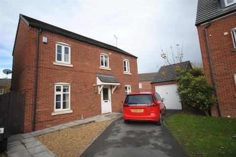 3 bedroom detached house for sale - Chatsworth Gardens, Spring View, Wigan