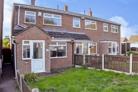 3 bedroom terraced house for sale - Parkstone Avenue, Rainworth, Mansfield