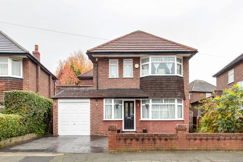 4 bedroom detached house for sale - Gleneagles Road, Flixton, Manchester, M41